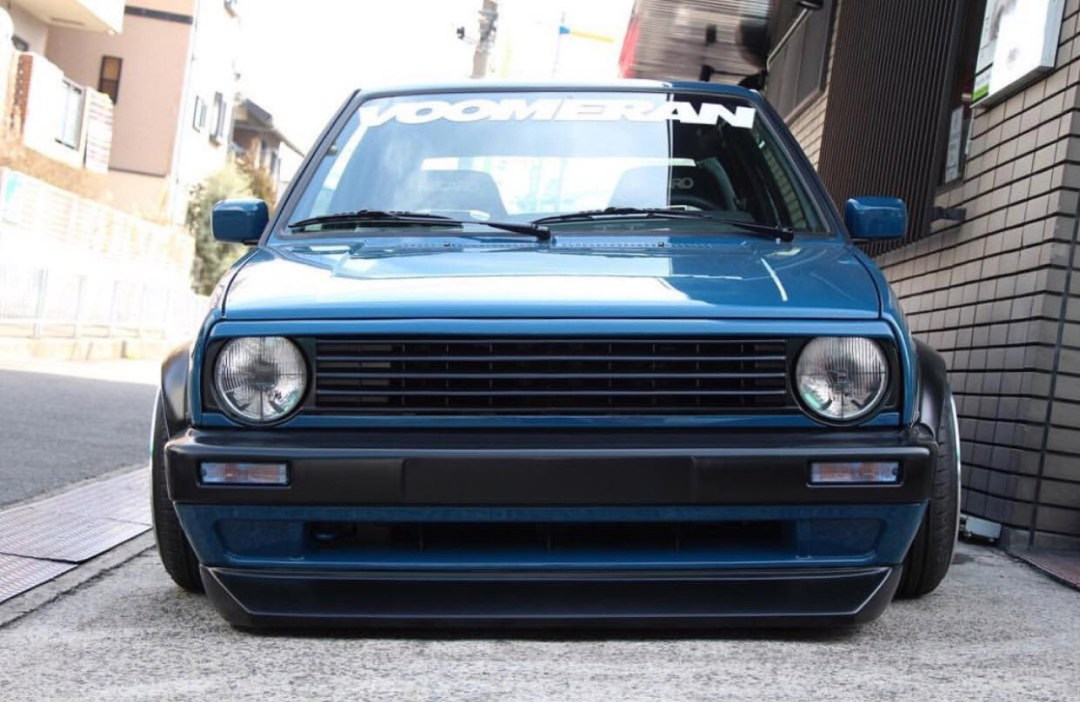 Golf II Voomeran - German JDM ! 27