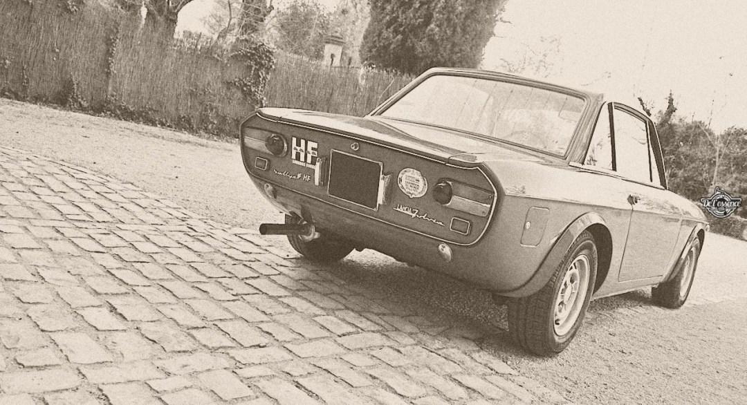 Lancia Fulvia HF Fanalone - Belissima leggenda ! 114
