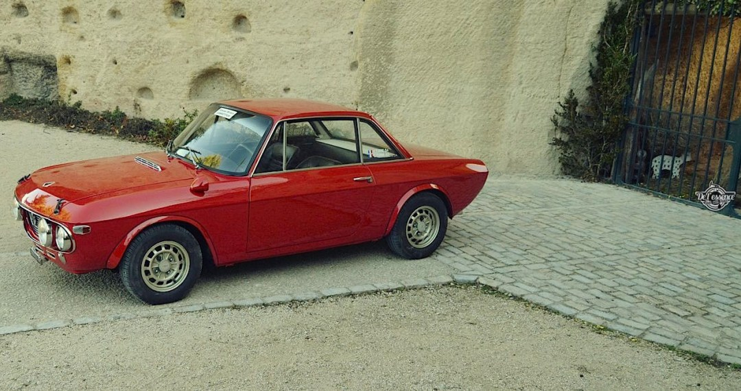Lancia Fulvia HF Fanalone - Belissima leggenda ! 107