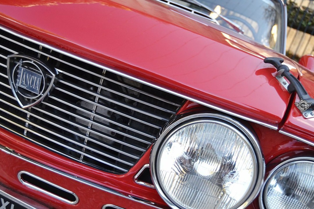 Lancia Fulvia HF Fanalone - Belissima leggenda ! 116