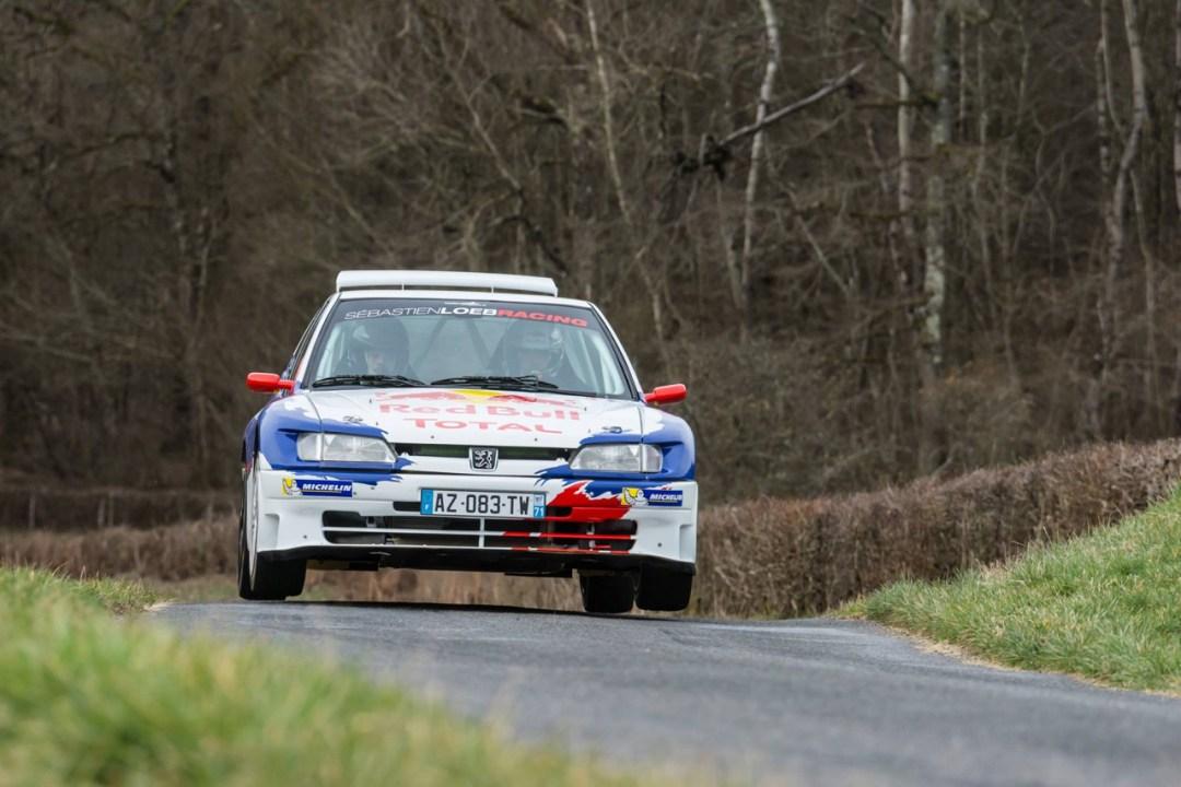 Sebastien Loeb et la 306 Maxi ! 26