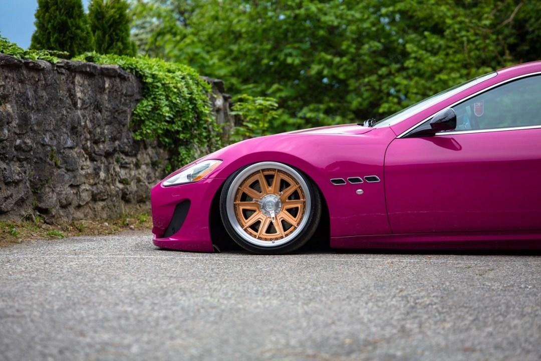 Maserati GranTurismo R3 Wheels - Sacrilège ? 23
