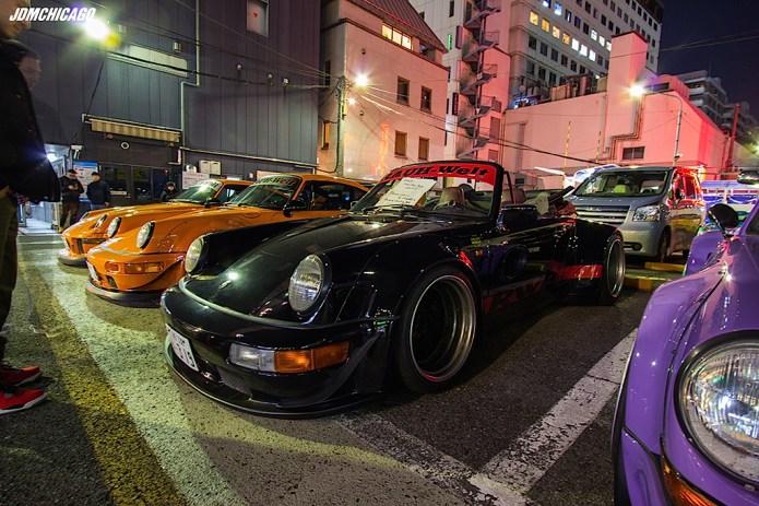 DLEDMV - RWB Tokyo Meet - 16