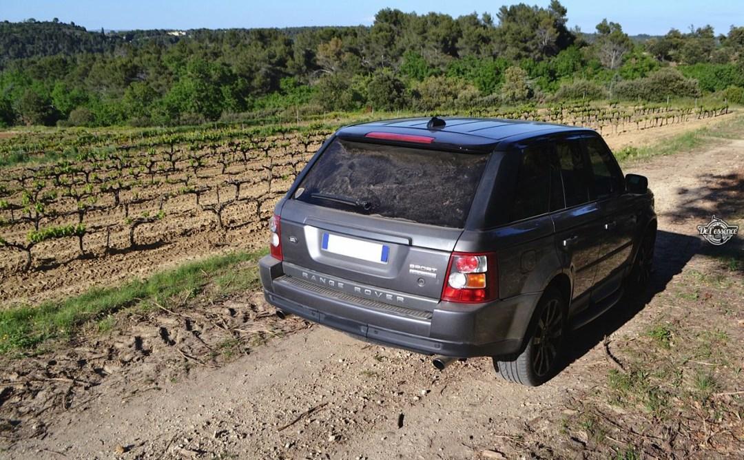 Range Rover Sport V8 Supercharged... Il est pas vert Hulk ?! 50