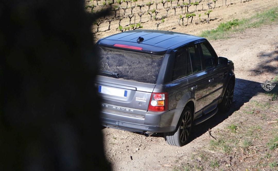 Range Rover Sport V8 Supercharged... Il est pas vert Hulk ?! 83