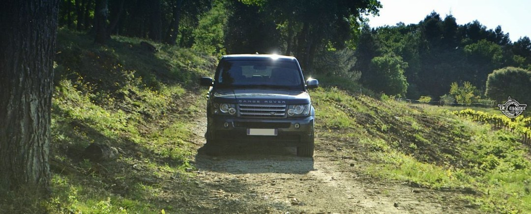 Range Rover Sport V8 Supercharged... Il est pas vert Hulk ?! 73