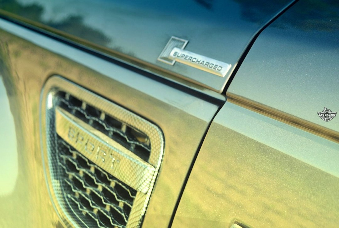 Range Rover Sport V8 Supercharged... Il est pas vert Hulk ?! 82