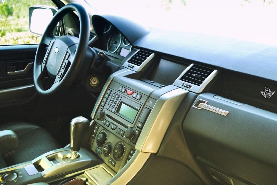 Range Rover Sport V8 Supercharged... Il est pas vert Hulk ?! 75