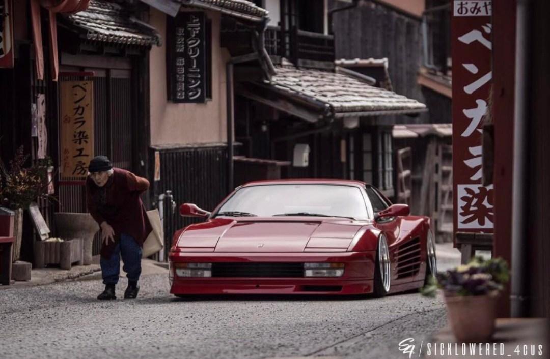 Ferrari Testarossa... Aïe, ça va encore piquer ! 41