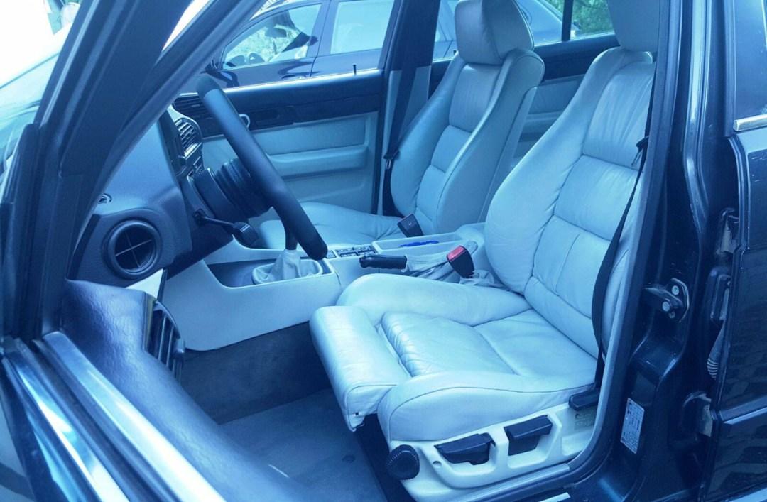 BMW E34 AC Schnitzer S5 Silhouette... Tuning de jackos ! 17