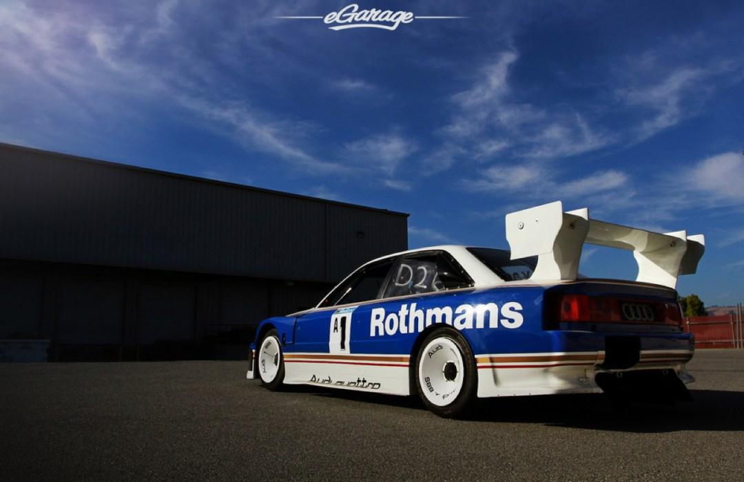 Audi S4 IMSA GTO... Ils ont sorti la bête ! 32