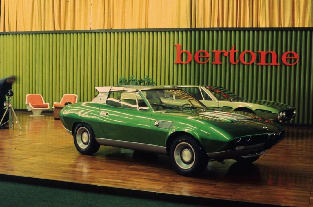 BMW Spicup - Signé Bertone ! 26
