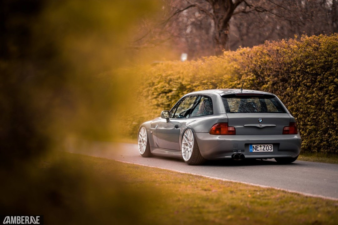 Bagged BMW Z3 Coupé... On - Off ! 19