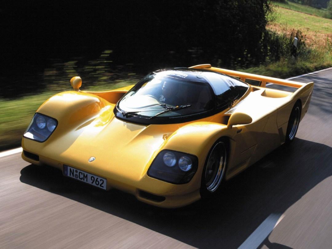 Dauer 962... C'est tous les jours le Mans ! 42