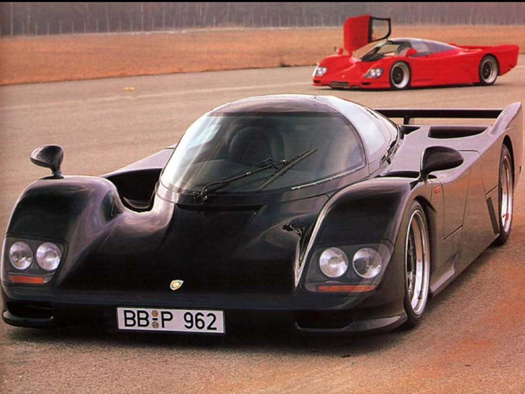 Dauer 962... C'est tous les jours le Mans ! 49