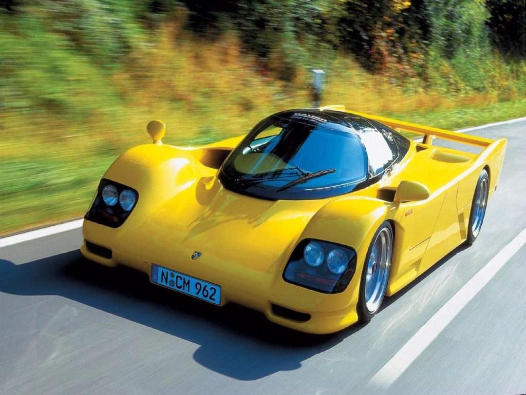 Dauer 962... C'est tous les jours le Mans ! 45
