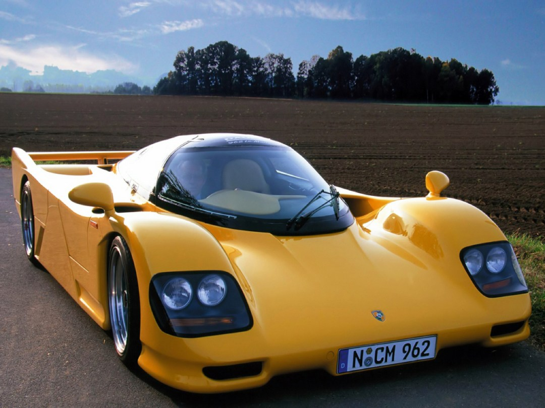 Dauer 962... C'est tous les jours le Mans ! 44