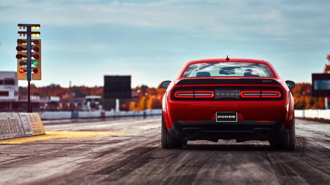 Dodge Challenger SRT Demon... Street legal sortie de l'enfer ! 27