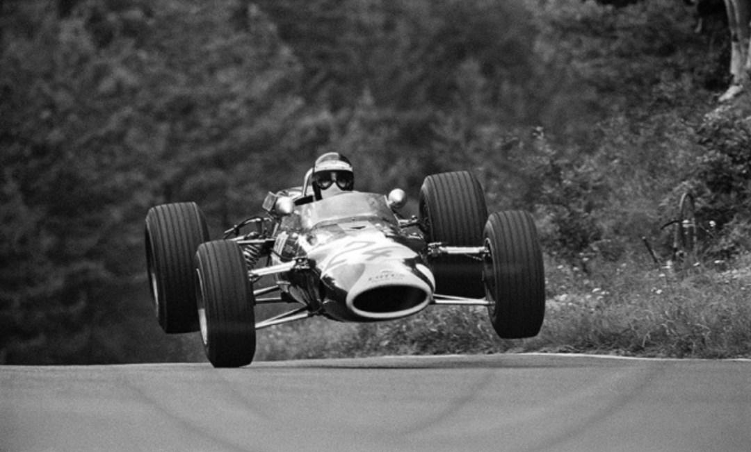 1967 : Le Nürb en F1... Couillus ! 13