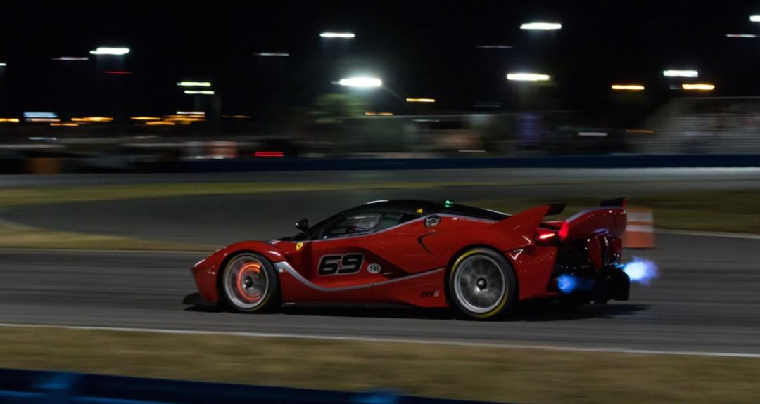 Ferrari FXX K... Showtime ! Ou peut être Chaudtime... 26