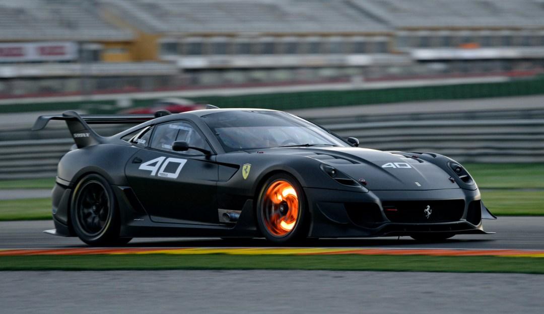Ferrari FXX K... Showtime ! Ou peut être Chaudtime... 24