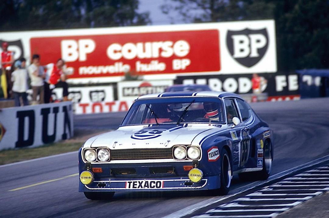 Hillclimb Monster : Niki Lauda's Ford Capri RS 3400... 23
