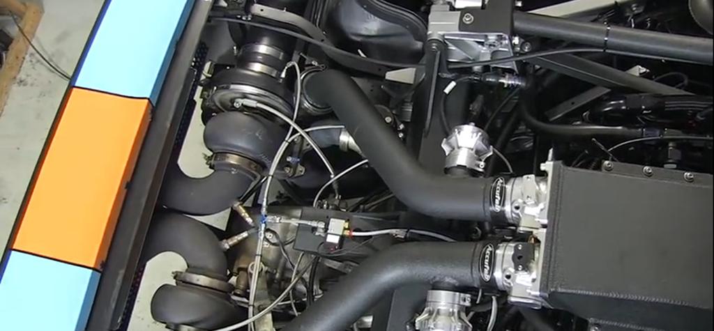 La Bugatti Veyron et la Hennessey Venom GT pulvérisées par... une Ford GT ! 28
