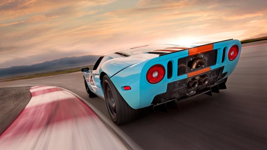 La Bugatti Veyron et la Hennessey Venom GT pulvérisées par... une Ford GT ! 26