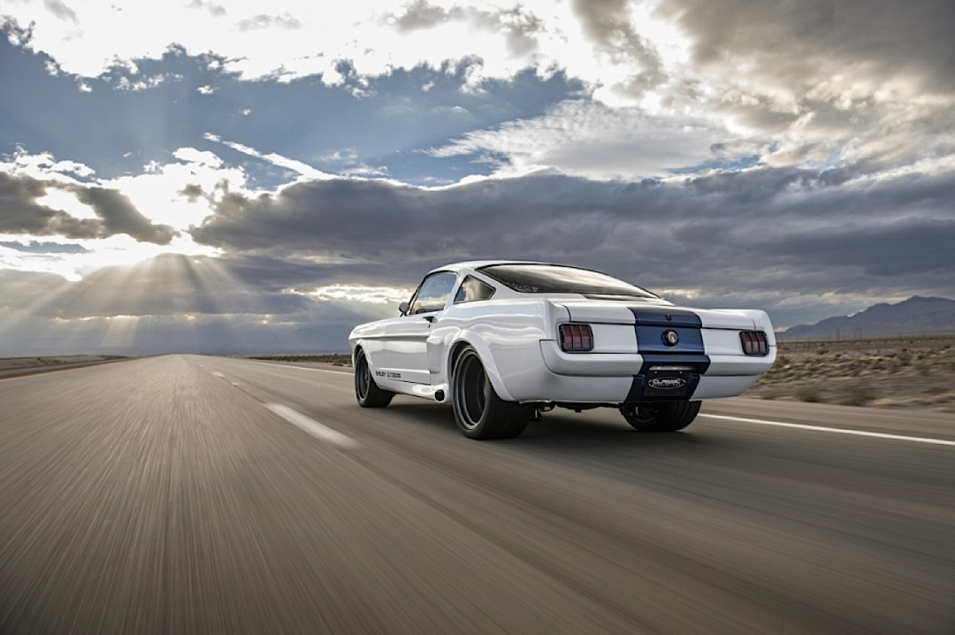 Ford Mustang Shelby GT350 restomod... Modif d'origine ! 21