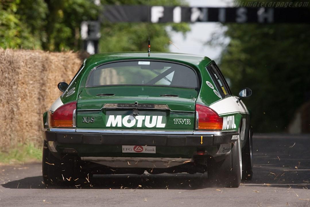 Jaguar XJS V12 TWR... Décrassage de printemps ! 20