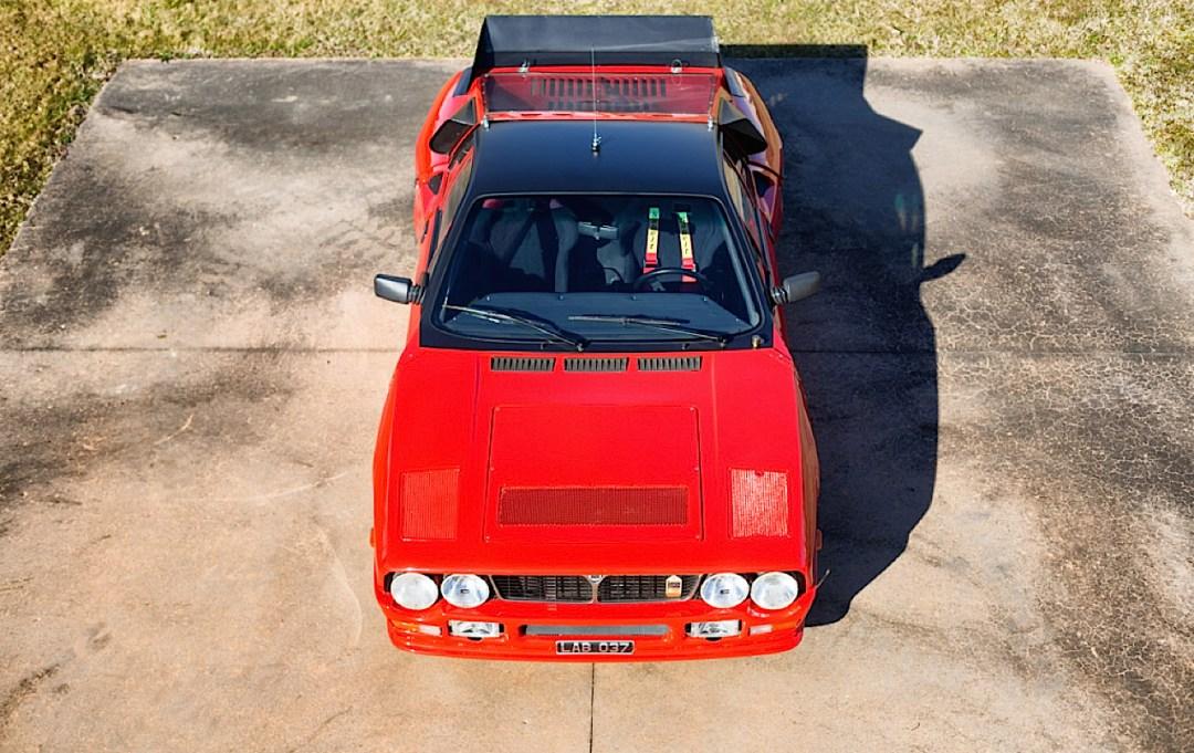 Lancia 037 - Markku Alen déchainé en test au 1000 Lacs... 26