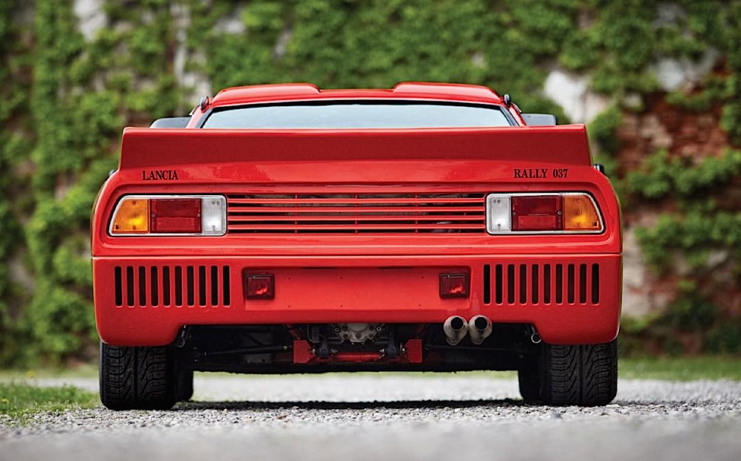 Lancia 037 - Markku Alen déchainé en test au 1000 Lacs... 19