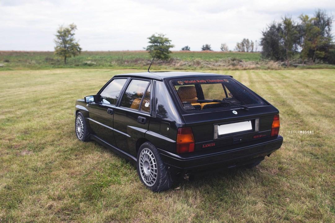 Lancia Delta HF Integrale 16v - La fin d'une ère... 54