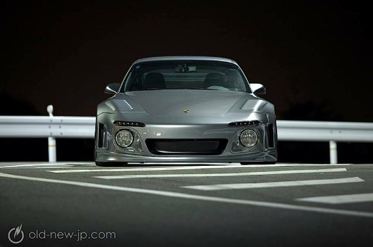 DLEDMV - Porsche 997 flat nose old & new - 04