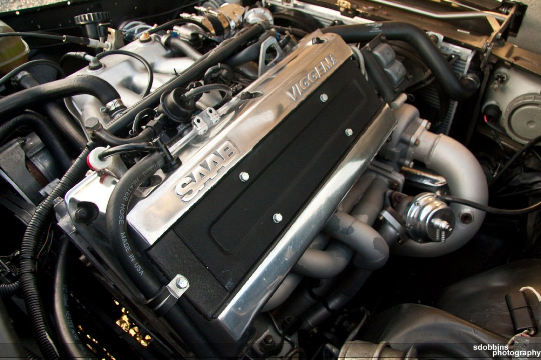 "Saab 900 Turbo Cab - ""Born from jets"" ! 55"