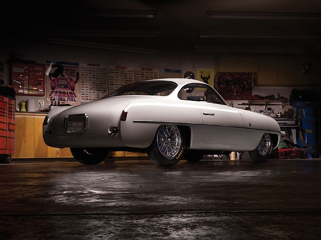 '53 Abarth 1100 Sport Ghia - Quand le passé rencontre le futur ! 41