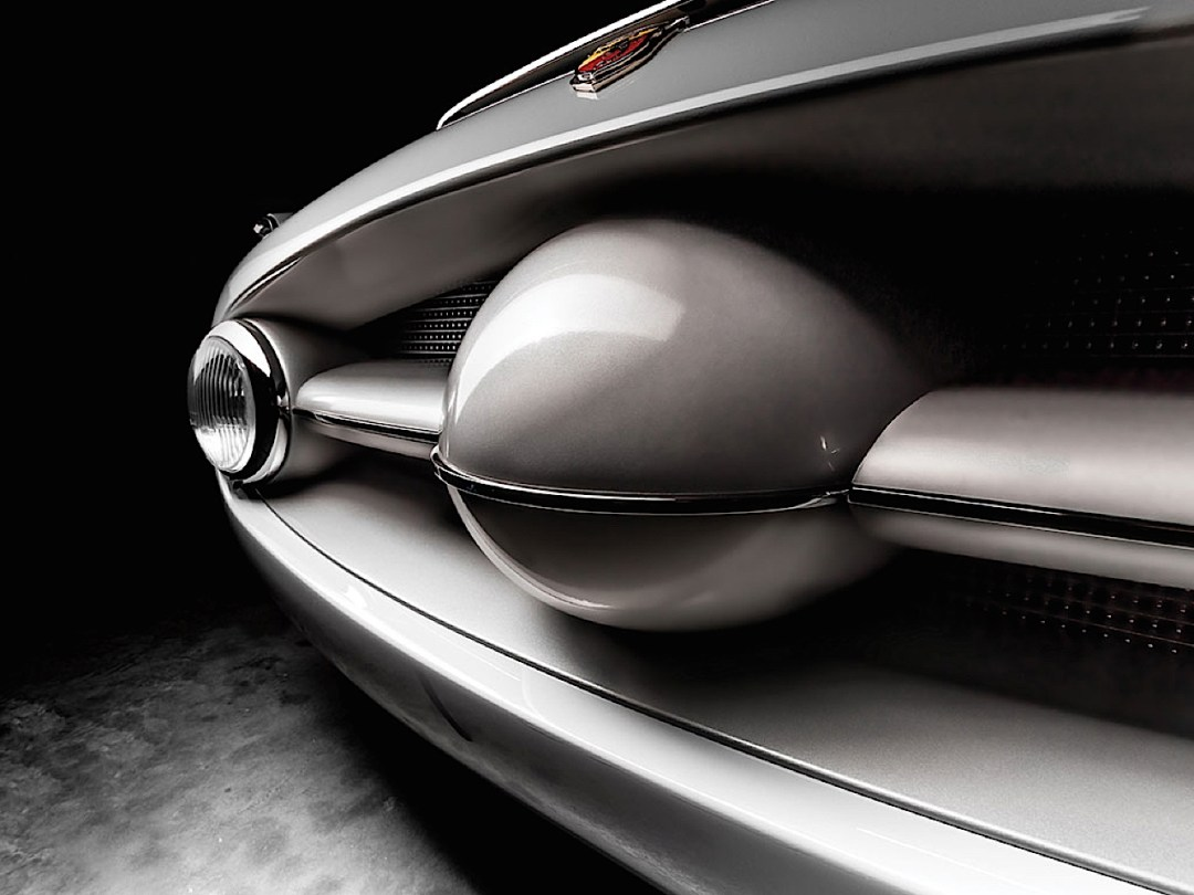 '53 Abarth 1100 Sport Ghia - Quand le passé rencontre le futur ! 44