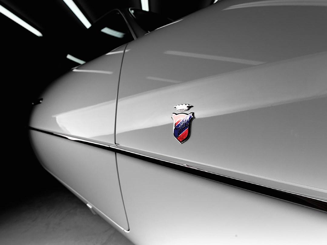 '53 Abarth 1100 Sport Ghia - Quand le passé rencontre le futur ! 47