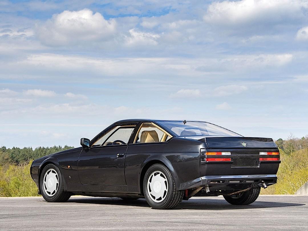 '87 Aston Martin V8 Vantage Zagato 59