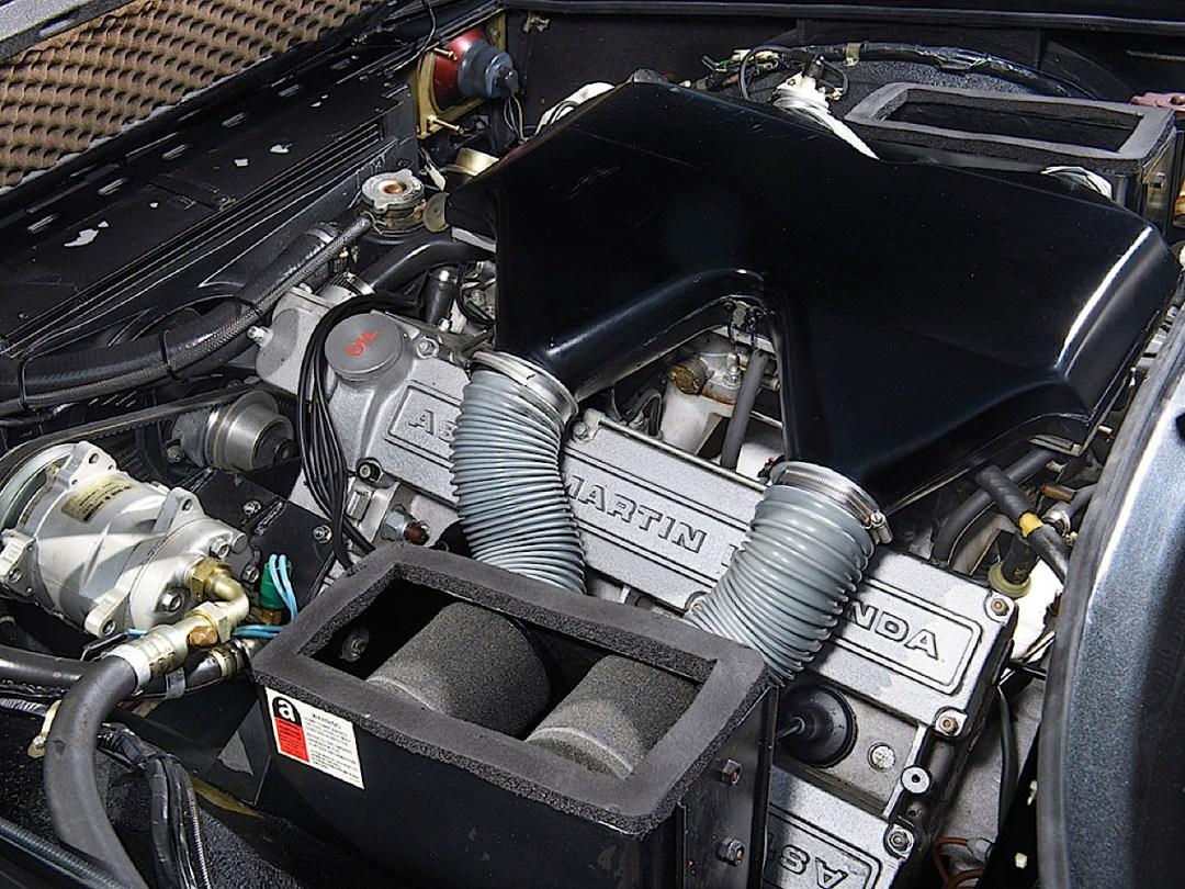 '87 Aston Martin V8 Vantage Zagato 64
