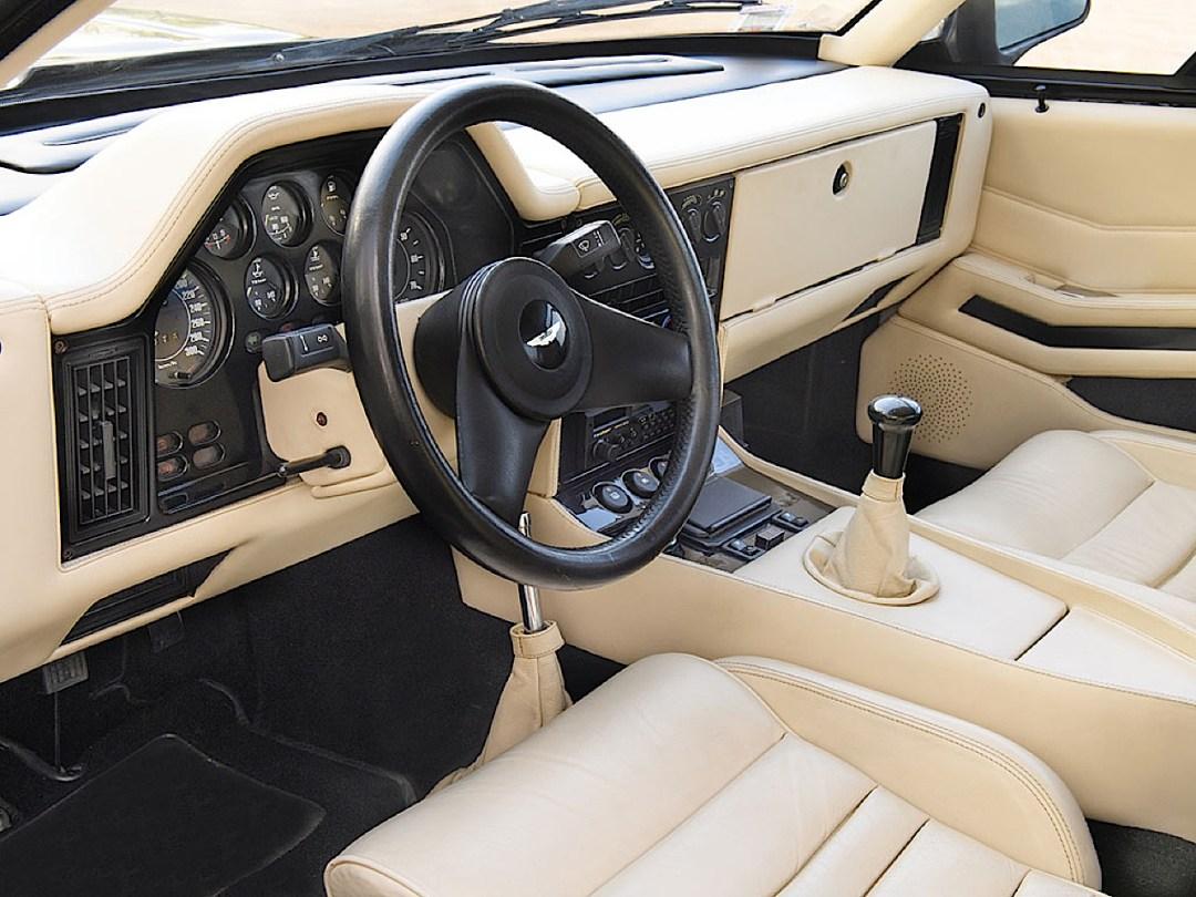 '87 Aston Martin V8 Vantage Zagato 67