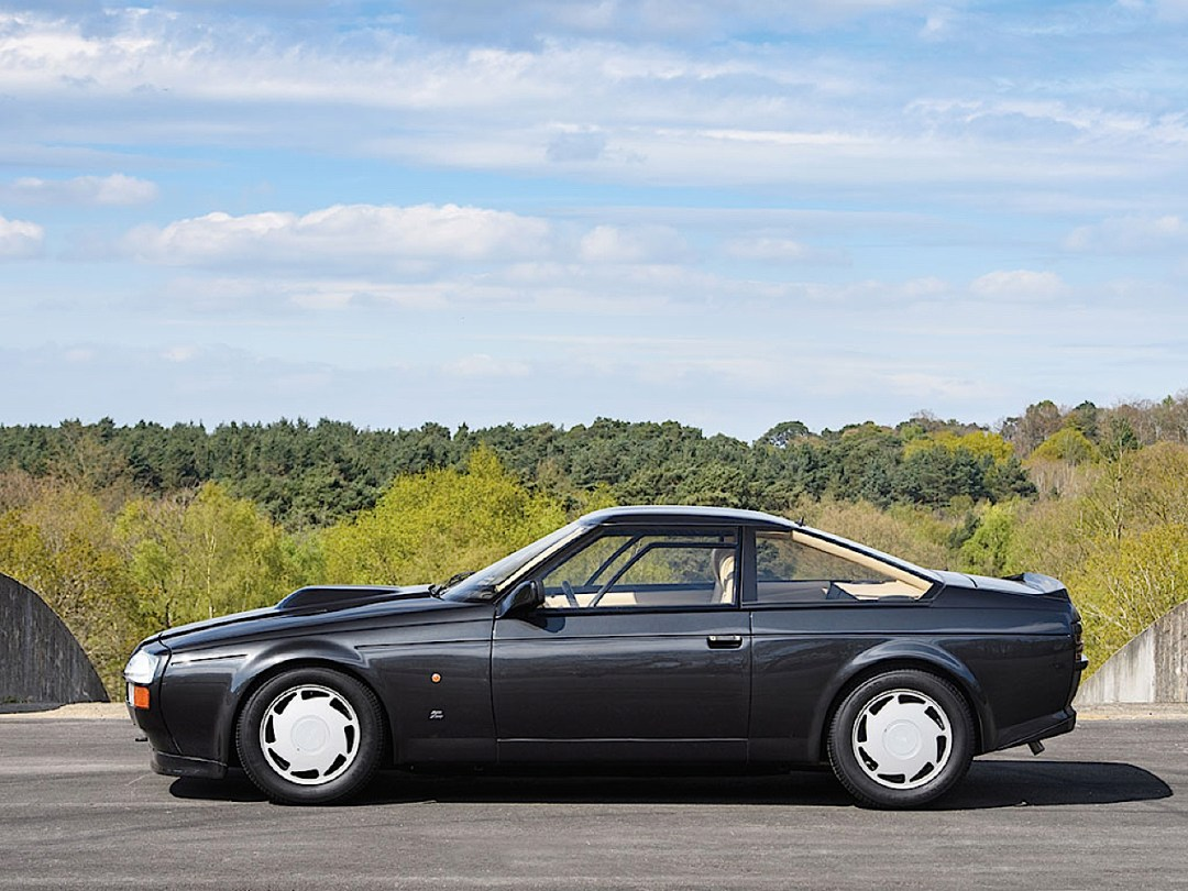 '87 Aston Martin V8 Vantage Zagato 68