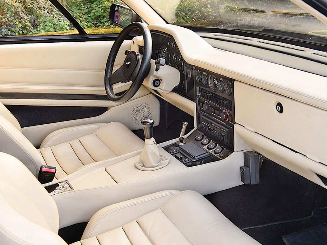 '87 Aston Martin V8 Vantage Zagato 51