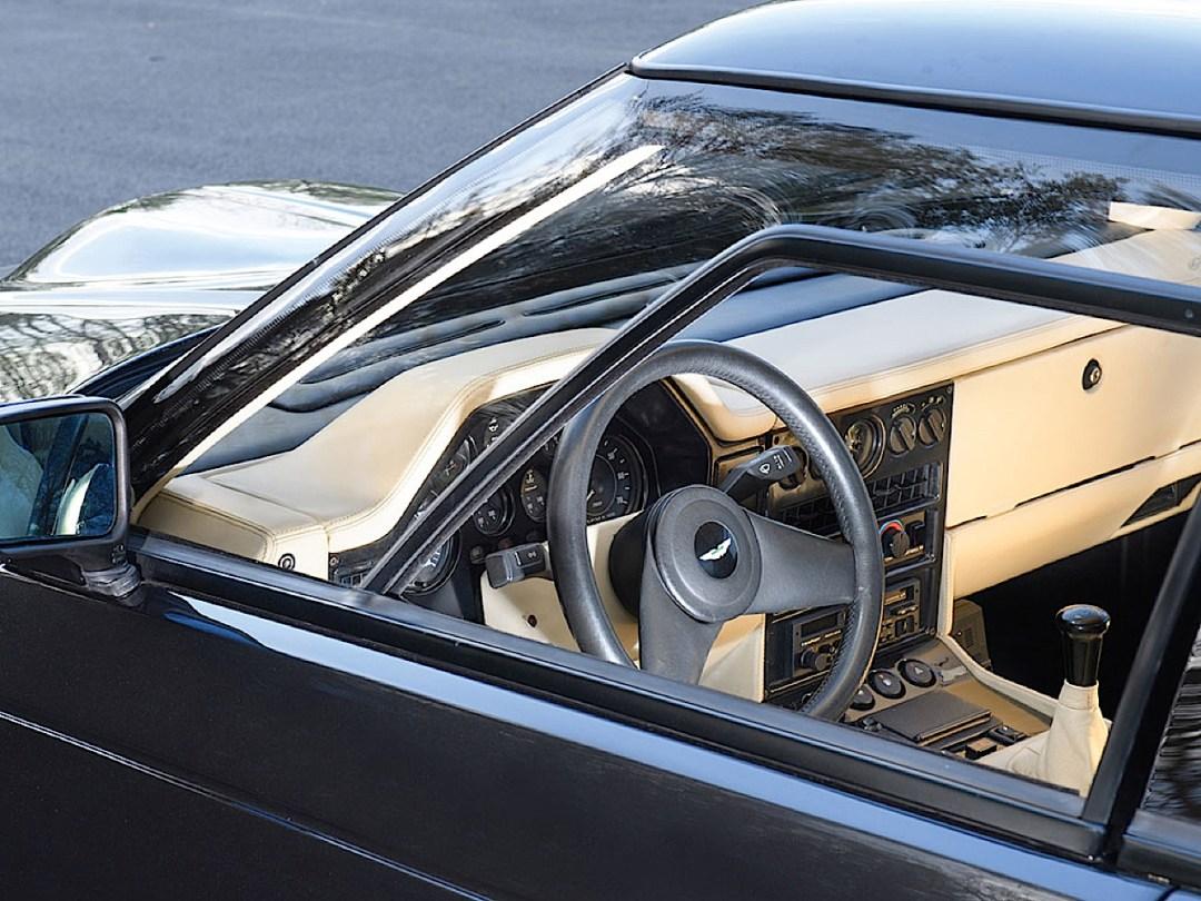 '87 Aston Martin V8 Vantage Zagato 70