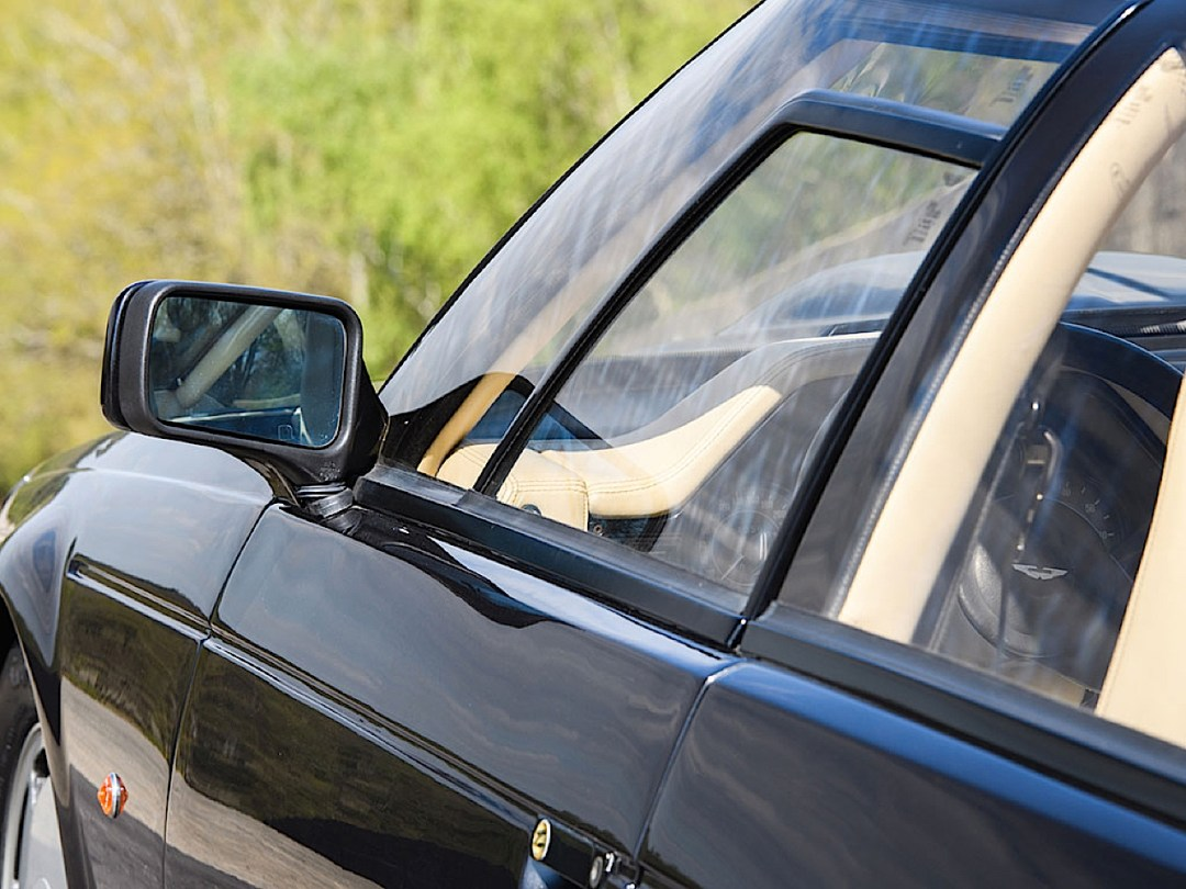 '87 Aston Martin V8 Vantage Zagato 69