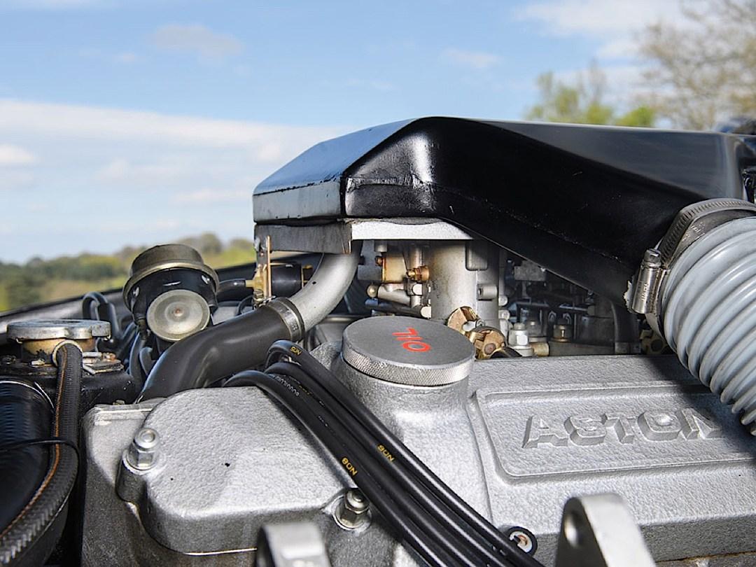 '87 Aston Martin V8 Vantage Zagato 49