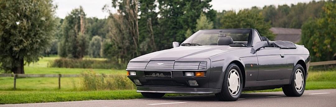 '87 Aston Martin V8 Vantage Zagato 44