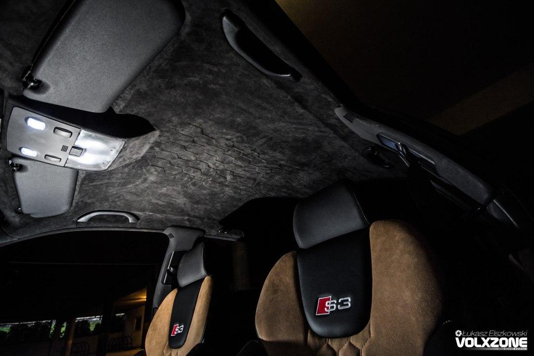 Audi S3 Brown - Vous aimez les brunes ? 37