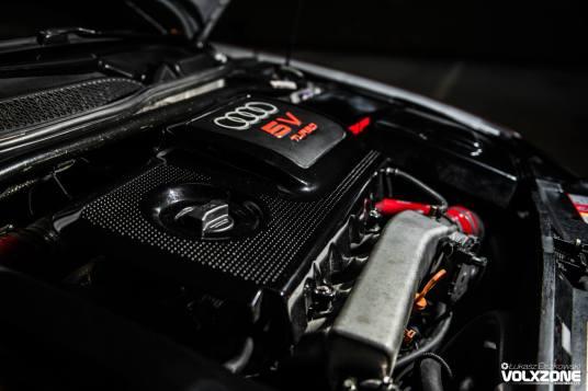 DLEDMV Audi S3 Brown 06
