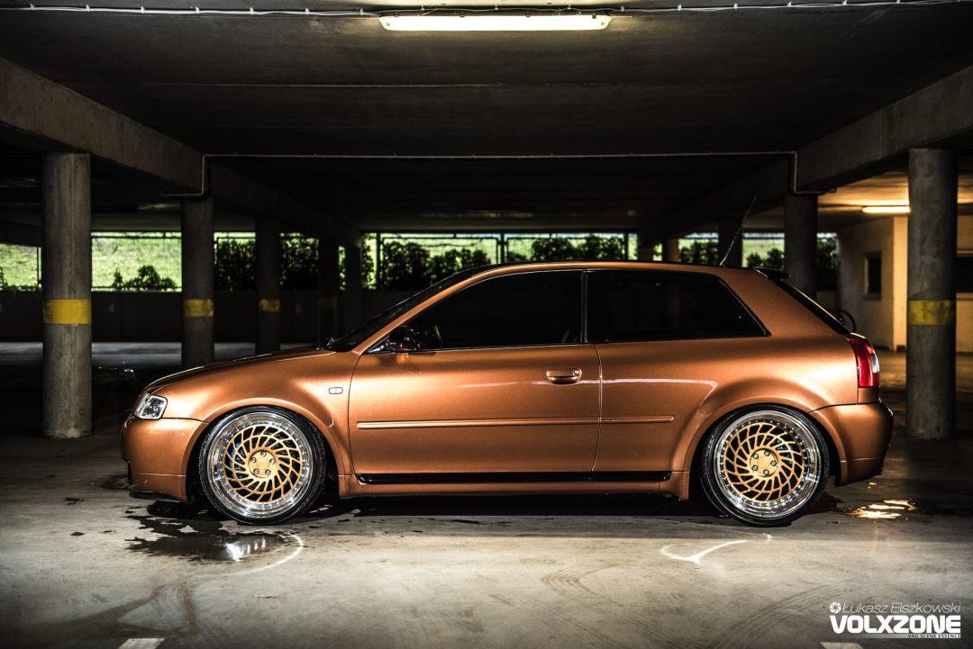 Audi S3 Brown - Vous aimez les brunes ? 30